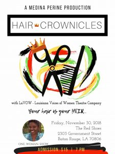 Hair Crownicles