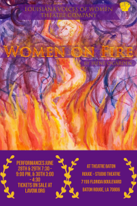 Women on Fire Poster