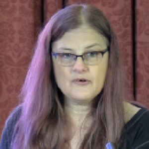 Christina Normand as Gloria Steinem