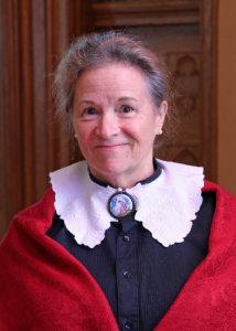 Pam Baldwin as Susan B. Anthony